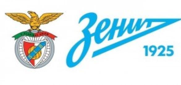 Benfica vs Zenit St. Petersburgo