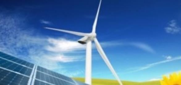 Cuatro energías renovables en una sola imagen