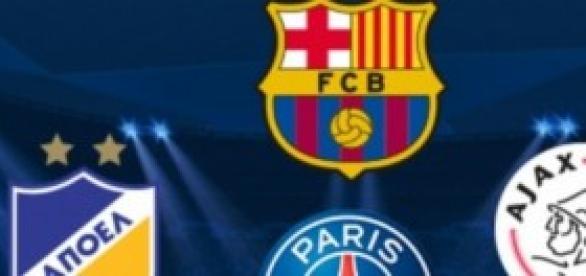 El Barcelona se enfrenta al Apoel en la Champions