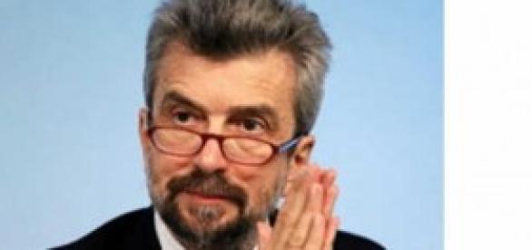 Ex Ministro Cesare Damiano