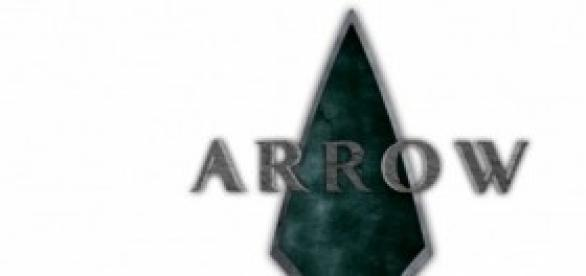 Logo de la serie sobre Green Arrow