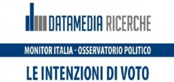 Sondaggi politici eletttorali Datamedia 16/09/14