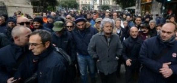 Amnistia e indulto, spaccato M5s di Beppe Grillo