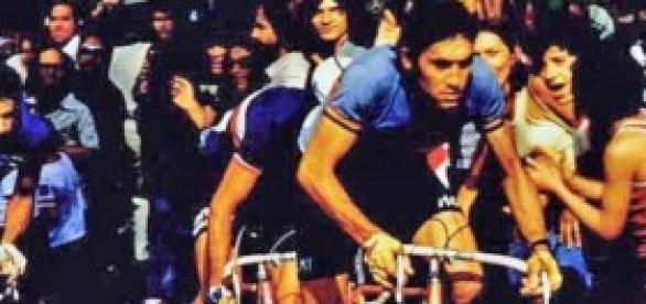 Eddy Merckx, apodado el Canibal.