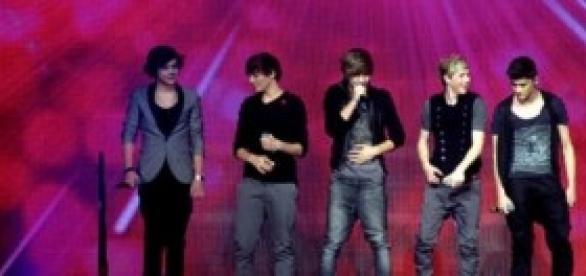 O One Direction é uma revelação do The X Factor