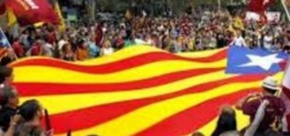 La última Díada en Barcelona