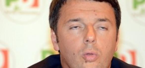 Una curiosa espressione del Presidente Renzi