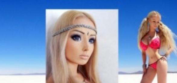Cuando la niña-adolescente quiere ser una Barbie