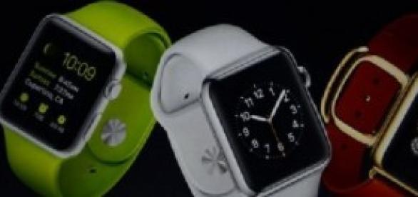 La nouvel horloge Apple Watch