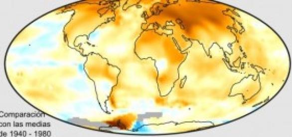 El cambio climático es incuestionable.