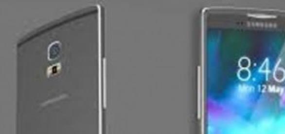 El nuevo Samsung Galaxy Alpha