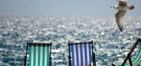 Arena, mar y más dinero para las vacaciones.