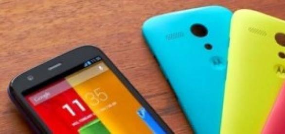 O Moto G é o smartphone mais vendido da Motorola