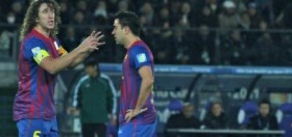Los buenos tiempos de Messi.