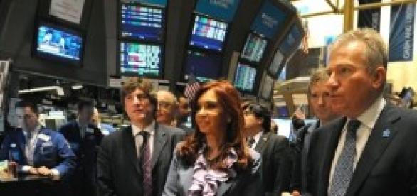 Argentina se ha enfrentado a los fondos buitre.