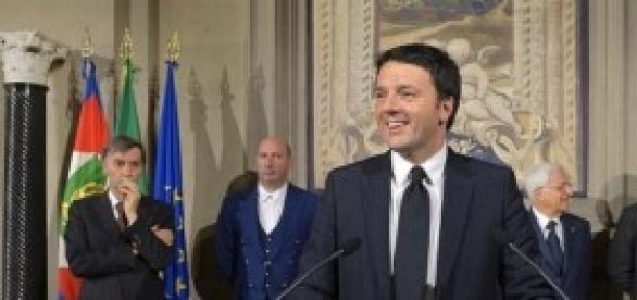 Matteo Renzi ha difeso l'operato del governo