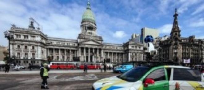 Google Street View aterrizó en Argentina