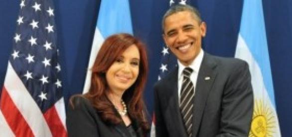 Difíciles relaciones entre EE.UU y Argentina.
