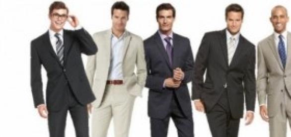 Hombres que cuidan su imagen