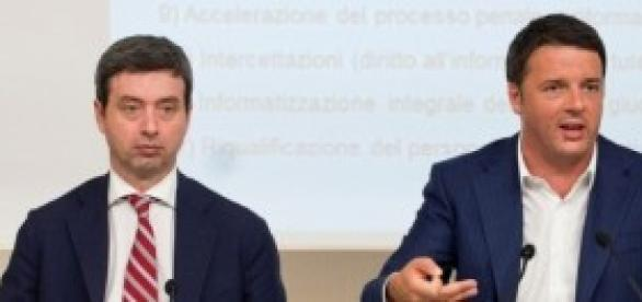 Amnistia, indulto, svuota carceri, Lega vs Renzi