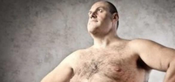 Encontrar ropa para un hombre de talla grande