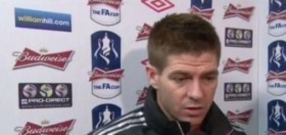 Steven Gerrard, Liverpool's captain