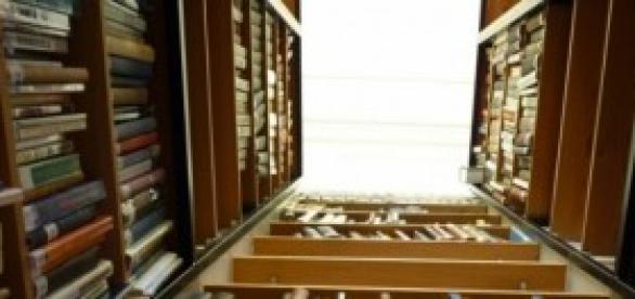 Avanzan las bibliotecas sin libros de papel.