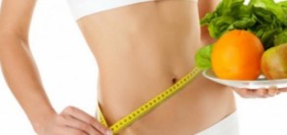 sigue tu dieta correctamente,conseguirás tus metas