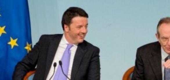 Riforme: nuovi interventi di Renzi e Padoan