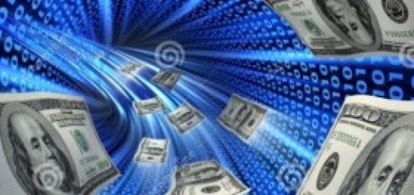 El dinero electrónico o magnético