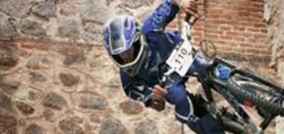 Emoción y pasión le ponen estos riders