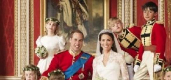 Família real britânica: William e Kate