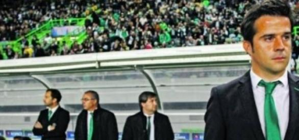 Marco Silva mantém-se em Alvalade