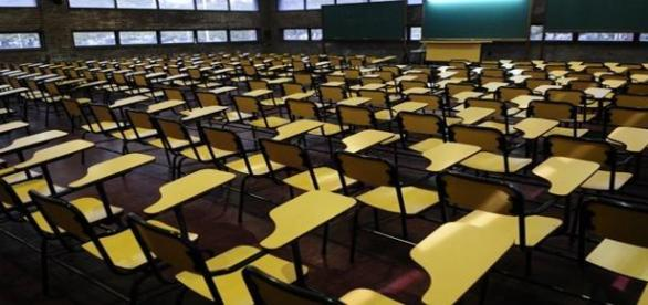 A professora se dedica muito à área da educação