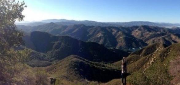 caminhando o Blue Ridge Trail - 12