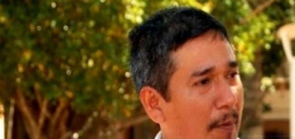José Moises Sánchez Cerezo est porté disparu.
