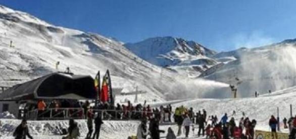 Pistas de esquí aragonesas