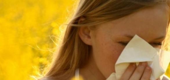 stranuturile alergie frecventa