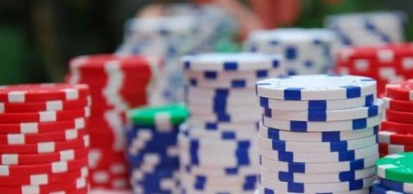 Tradicionales fichas de Póker