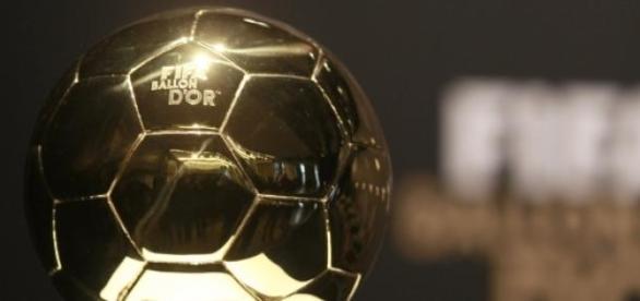 Trofeo del Balón de Oro. Mañana se decidirá.