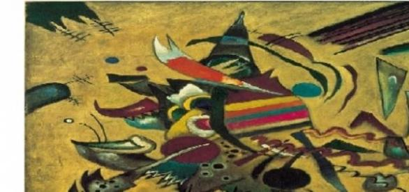 Wassily Kandinsky, 1920: Points