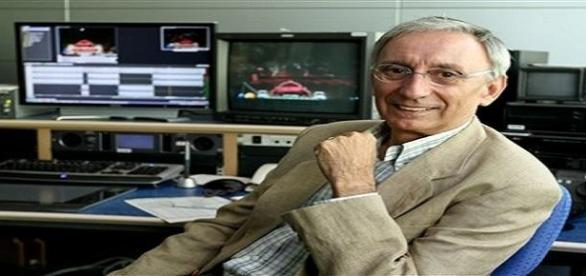 Júlio Isidro celebra 55 anos de carreira.