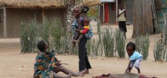 Moçambique ainda se debate com o desenvolvimento.