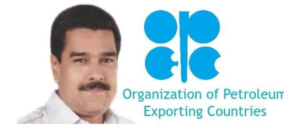 Nicolas Maduro visita membros da OPEP na Arábia
