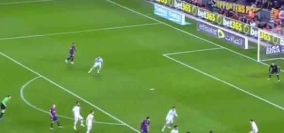 Barcelona vence o Atlético de Madrid