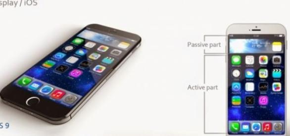 Concepto de lo que sería iOS 9