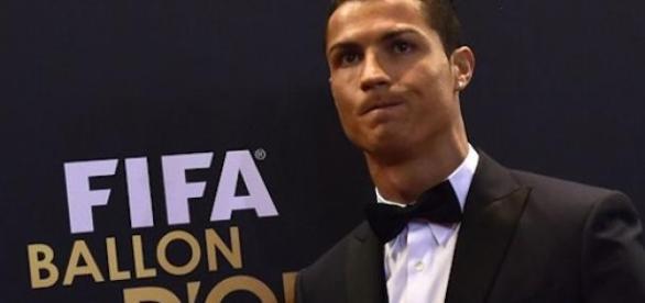 Cristiano Ronaldo. FIFA Balón de Oro 2014