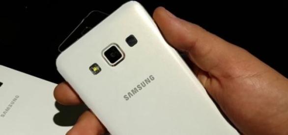 Este es el nuevo terminal de Samsung.