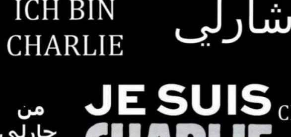 """""""Je suis Charlie"""" suntem noi , oamenii pasnici"""