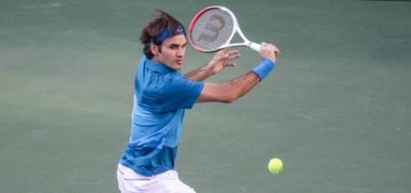 Roger Federer já testou o novo formato